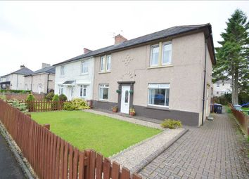 Thumbnail 2 bed flat for sale in Morris Crescent, Blantyre, Glasgow