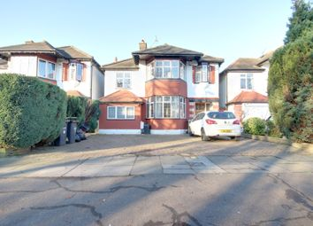 Thumbnail 5 bedroom detached house for sale in Bramley Road, Oakwood