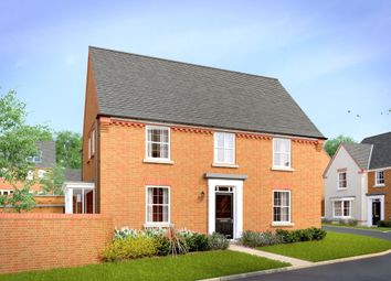 "Thumbnail 4 bed detached house for sale in ""Cornell"" at The Mount, Frome"