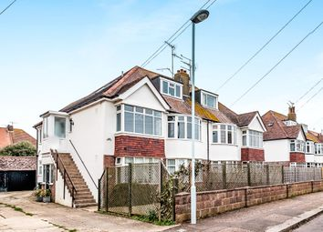 Thumbnail 3 bedroom maisonette for sale in Aglaia Road, Worthing