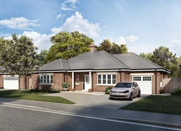 Thumbnail 3 bedroom detached bungalow for sale in Plot 1A, The Kendall, Beacon Gardens, Grantham