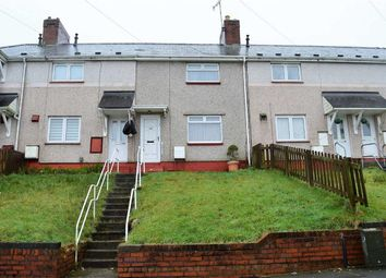 Thumbnail 2 bed terraced house for sale in Gors Avenue, Swansea