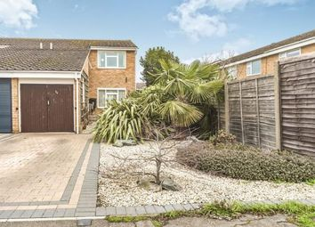 3 bed semi-detached house for sale in Armstrong Drive, Wilstead, Bedford, Bedfordshire MK45