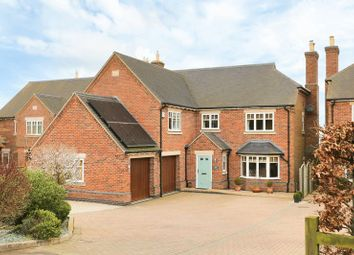 Thumbnail 5 bed detached house for sale in Leicester Road, Tilton On The Hill, Leicester