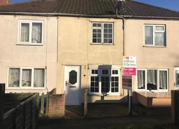 Thumbnail 2 bed terraced house for sale in St Marks Terrace, Boston, Lincolnshire, England