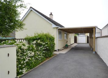 Thumbnail 2 bed detached bungalow for sale in Meadow Park, Treffgarne, Haverfordwest