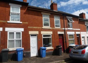 Thumbnail 1 bed property to rent in Moss Street, Derby