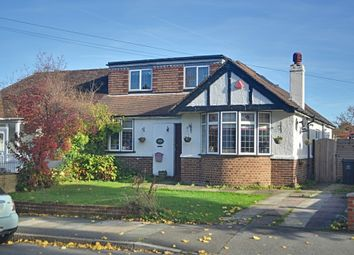 Thumbnail 5 bedroom semi-detached bungalow for sale in Oxhawth Crescent, Bromley