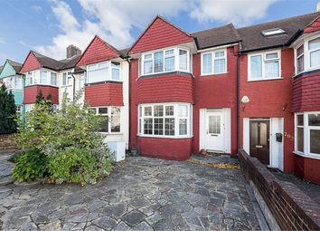 Thumbnail 3 bed terraced house for sale in Lynmouth Avenue, Morden, Surrey
