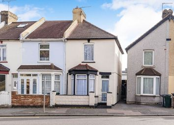 Thumbnail 2 bed terraced house for sale in London Road, Stone, Dartford