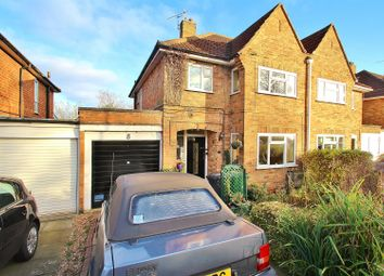 Thumbnail 3 bedroom semi-detached house for sale in Heathgate Close, Birstall, Leicester