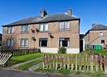 Thumbnail 2 bedroom flat for sale in Keir Hardie Street, Methil, Leven