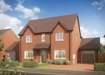 Thumbnail 4 bed detached house for sale in Walton Avenue, High Ercall, Telford