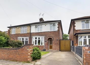 Thumbnail 3 bed semi-detached house for sale in Matlock Avenue, Mansfield