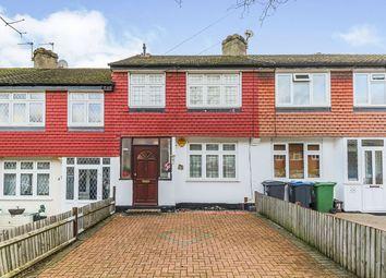 Thumbnail 3 bedroom terraced house for sale in Elmdene, Surbiton, Surrey