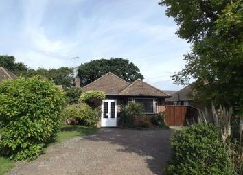 Thumbnail 3 bed bungalow for sale in Normans Drive, Felpham