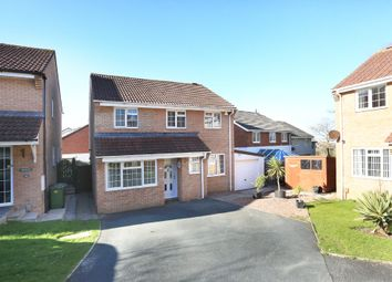 Thumbnail 5 bed detached house for sale in Beare Close, Plymouth