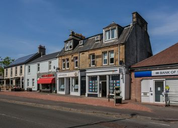 Thumbnail 3 bed flat for sale in 3 Neva Place, Main Street, Bridge Of Weir