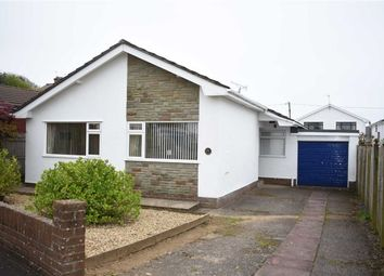 Thumbnail 2 bed detached bungalow for sale in Gerretts Close, Bishopston, Swansea