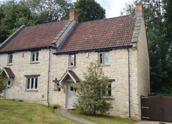 Thumbnail 4 bed semi-detached house for sale in Brewery Lane, Lower Charlton, Shepton Mallet