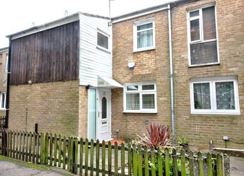 Thumbnail 3 bed terraced house for sale in Fennel Crescent, Crawley