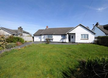 Thumbnail 4 bed detached bungalow for sale in Marshgate, Camelford, Conrwall