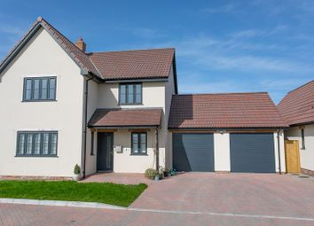 Thumbnail 4 bed detached house for sale in Ducks View, Langport