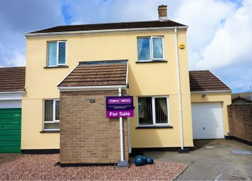 Thumbnail 4 bed link-detached house for sale in Sunnyside Parc Illogan, Redruth