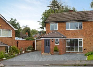 Thumbnail 3 bed semi-detached house for sale in Spinney Hill, Market Bosworth, Nuneaton