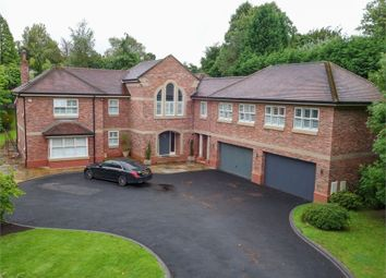 Thumbnail 5 bed detached house to rent in Underwood Road, Alderley Edge, Cheshire