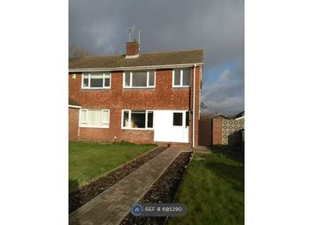 3 bed semi-detached house to rent in Oxendean Gardens, Eastbourne BN22
