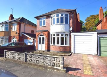 3 bed detached house for sale in Roman Road, Birstall, Leicester LE4