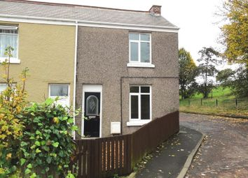 Thumbnail 1 bed end terrace house for sale in Hollings Lane, Chopwell, Newcastle Upon Tyne