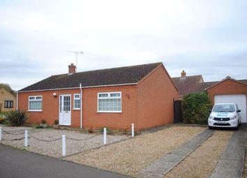Thumbnail 2 bedroom bungalow to rent in Mountbatten Road, Dersingham, King's Lynn