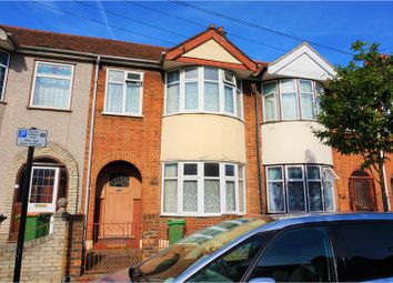 Thumbnail 3 bedroom terraced house for sale in Ravenhill Road, London