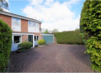 Thumbnail 3 bed semi-detached house for sale in Woodside Road, Southampton