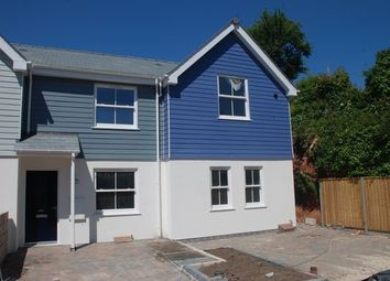 Thumbnail 2 bed terraced house for sale in Winslade Road, Sidmouth