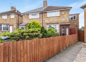 Thumbnail 3 bed semi-detached house for sale in Hillcroft Close, Thurmaston, Leicester, Leicestershire