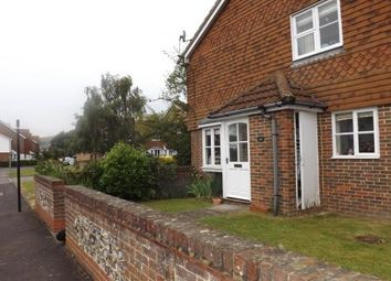 Thumbnail 2 bed property to rent in Court Road, Lewes