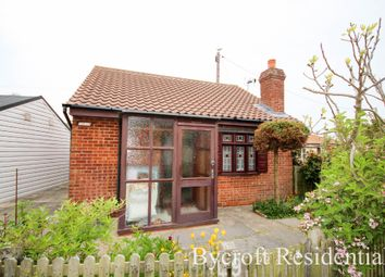 Thumbnail 2 bed detached bungalow for sale in Fakes Road, Hemsby, Great Yarmouth