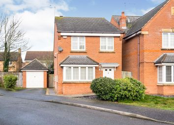 Thumbnail 3 bed detached house for sale in Breezehill, Wootton, Northampton
