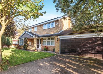 Thumbnail 4 bed detached house for sale in Fothergill Avenue, Ackworth, Pontefract
