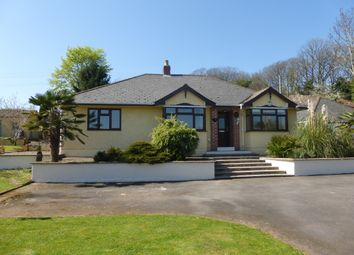 Thumbnail 4 bed detached bungalow for sale in Dinedor, Dinedor, Hereford