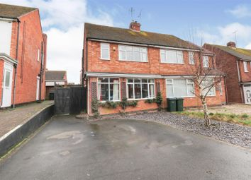 Thumbnail 3 bed semi-detached house for sale in Suffolk Close, Coventry