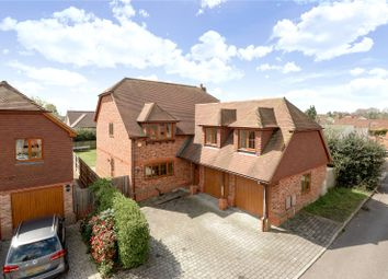 Thumbnail 5 bedroom detached house to rent in Oatlands Road, Shinfield, Reading, Berkshire