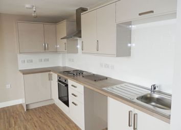 Thumbnail 2 bed flat to rent in Newport Road, Rumney, Cardiff