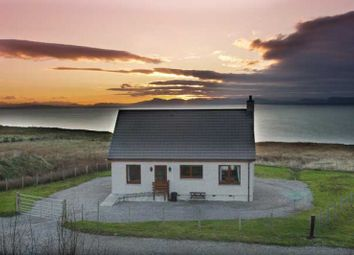 Thumbnail 2 bed bungalow for sale in Melvaig, Wester Ross, Gairloch, Ross-Shire