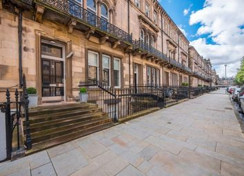 Thumbnail 1 bed flat to rent in Rothesay Place, Westend