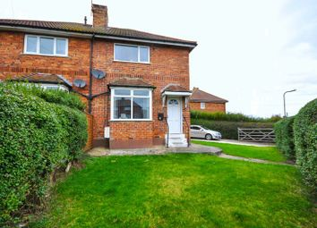 Thumbnail 2 bed semi-detached house to rent in St. Peters Road, Whitby