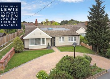 Thumbnail 2 bed detached bungalow for sale in Prince Of Wales Road, Great Totham, Maldon